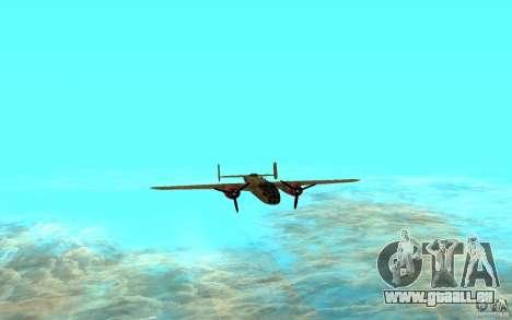 B-25 Mitchell pour GTA San Andreas