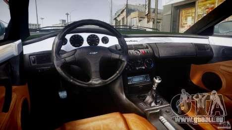Fiat T20 Coupe pour GTA 4 est un droit