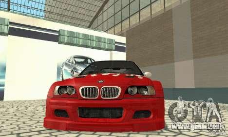 BMW M3 Tunable für GTA San Andreas Räder