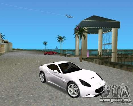 Ferrari California für GTA Vice City