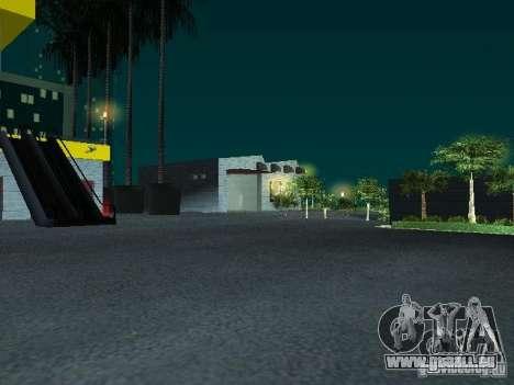 Nouveau showroom à San Fierro pour GTA San Andreas sixième écran