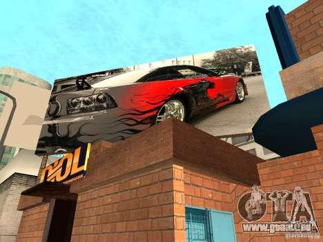 Nouveau transfender dans Los Santos. pour GTA San Andreas quatrième écran