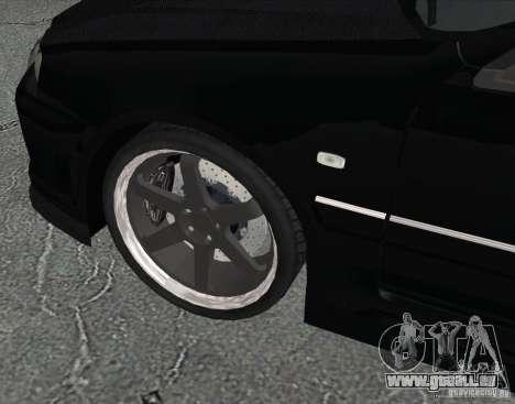 Nissan Stagea für GTA San Andreas rechten Ansicht