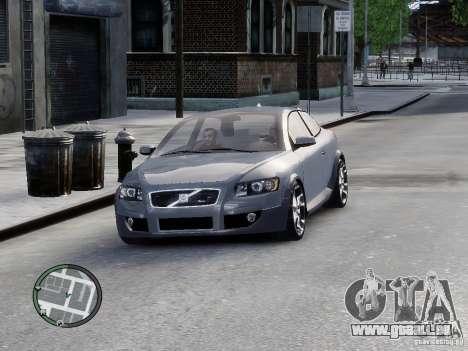 VOLVO C20 RSIGION pour GTA 4 Vue arrière de la gauche