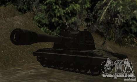 Msta-s 2, standard-version für GTA San Andreas