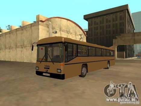 Man 202 pour GTA San Andreas