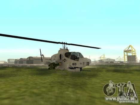 AH-1 Supercobra für GTA San Andreas