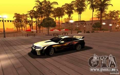 ENBSeries by RAZOR für GTA San Andreas dritten Screenshot