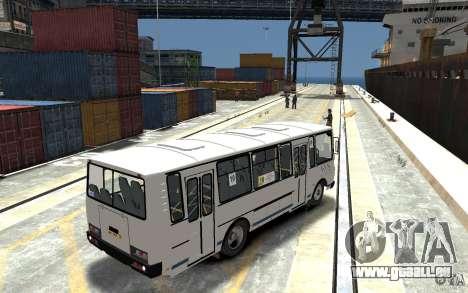 GROOVE-4234 v2. 0 für GTA 4 rechte Ansicht