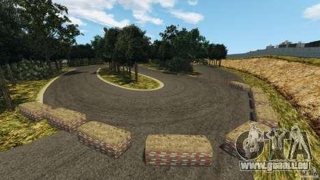Bihoku Drift Track v1.0 pour GTA 4 huitième écran