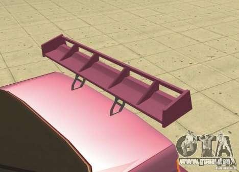 Car Tuning Parts pour GTA San Andreas