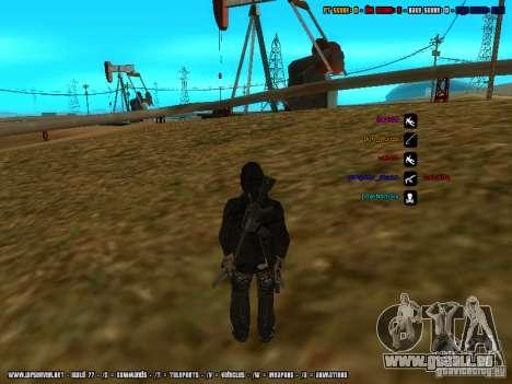 Trafiquant de drogue pour GTA San Andreas quatrième écran