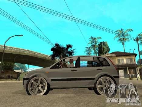 Ford Fusion 2009 für GTA San Andreas linke Ansicht