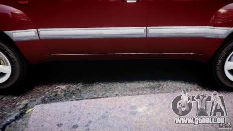 Toyota Land Cruiser 100 Stock pour le moteur de GTA 4
