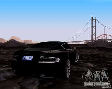 Real World v1.0 pour GTA San Andreas quatrième écran