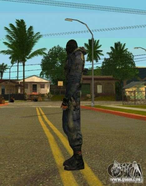 Peaux de S.T.A.L.K.E.R. pour GTA San Andreas douzième écran