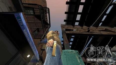 Gold Desert Eagle für GTA 4