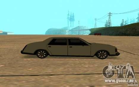 FBI Washington für GTA San Andreas Innenansicht