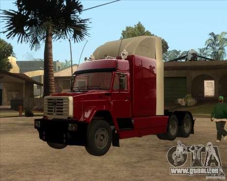 Super Zil V 2.0 für GTA San Andreas