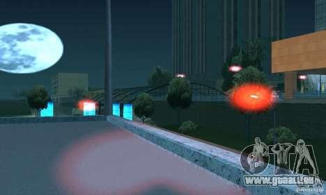 Feux rouges pour GTA San Andreas cinquième écran