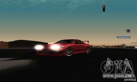 ENB Series 2013 HD by MR pour GTA San Andreas huitième écran