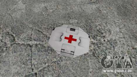 Nouvelle zone de cache Kit Halo pour GTA 4