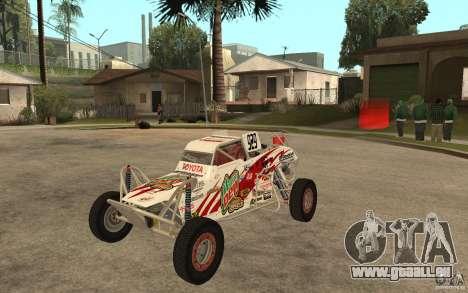CORR Super Buggy 1 (Schwalbe) pour GTA San Andreas