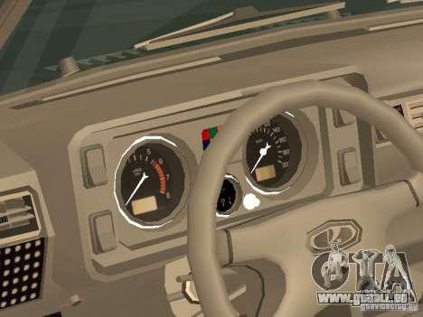VAZ 2105 v. 2 für GTA San Andreas rechten Ansicht