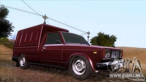 IZH 27175 pour GTA San Andreas vue de droite