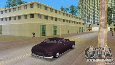 Hermes HD pour une vue GTA Vice City de la gauche