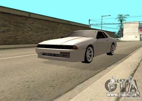 Elegy MIX v2 pour GTA San Andreas