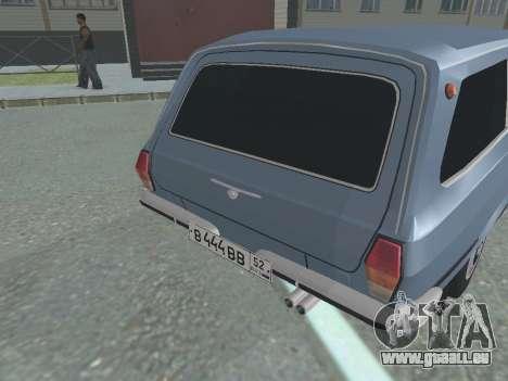 GAZ-24 Volga 12 für GTA San Andreas rechten Ansicht
