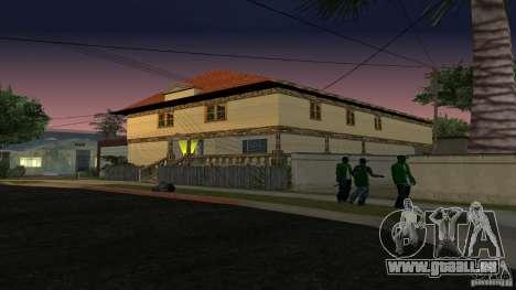 Neue Texturen von Häusern und Garagen für GTA San Andreas dritten Screenshot