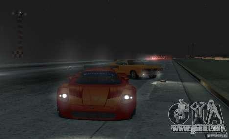 Maserati MC12 R für GTA 4
