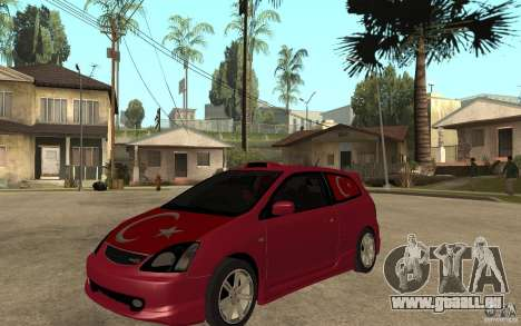 Honda Civic Type R pour GTA San Andreas