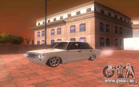 VAZ 2101 Auto Tuning für GTA San Andreas rechten Ansicht