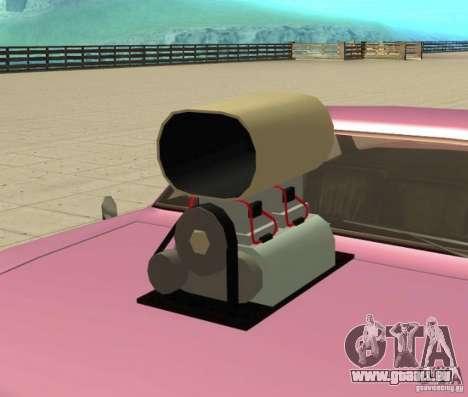 Car Tuning Parts für GTA San Andreas