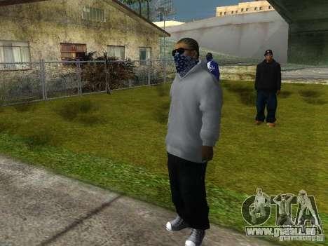 Crips für GTA San Andreas achten Screenshot