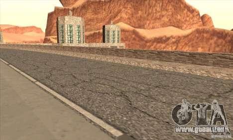 Die neue Talsperre für GTA San Andreas siebten Screenshot