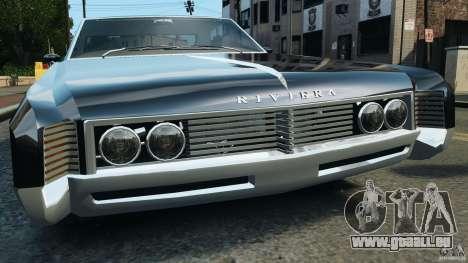 Buick Riviera 1966 v1.0 für GTA 4-Motor