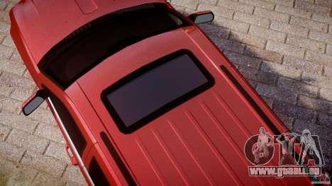 Jeep Grand Cherokee pour GTA 4 Salon