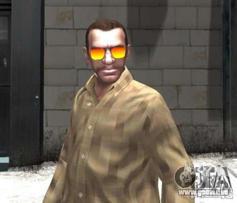 Sunnyboy Sunglasses pour GTA 4