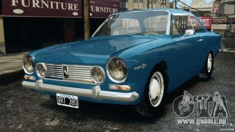 Renault Torino 380 W für GTA 4
