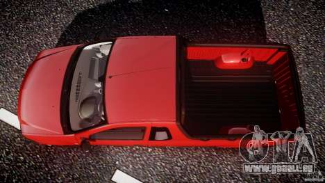Dacia Logan Pick-up ELIA tuned pour GTA 4 est un droit