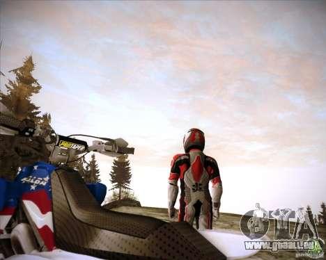 Biker pour GTA San Andreas quatrième écran