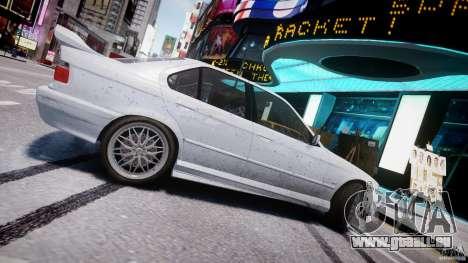 BMW 318i Light Tuning v1.1 für GTA 4-Motor