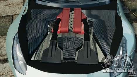 Ferrari F12 Berlinetta 2013 [EPM] pour GTA 4 est un côté