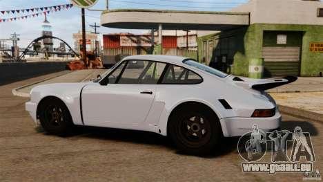 Porsche 911 Carrera RSR 3.0 Coupe 1974 pour GTA 4 est une gauche
