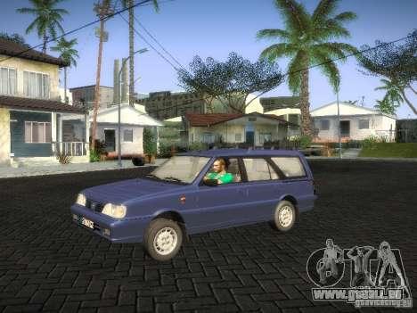 Daewoo FSO Polonez Kombi 1.6 2000 für GTA San Andreas zurück linke Ansicht