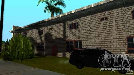 Deux-pièce pour GTA San Andreas sixième écran
